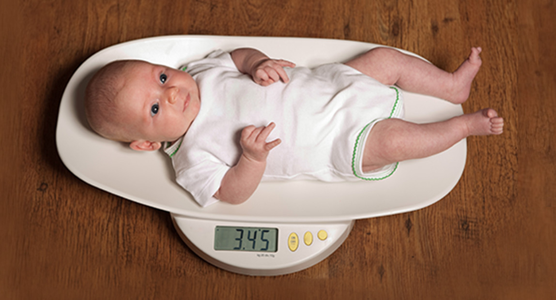 MEDICAHELLAS - Προσωπική Φροντίδα - Ζύγιση Νεογέννητου