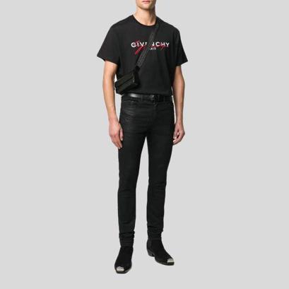 black tshirt givenchy