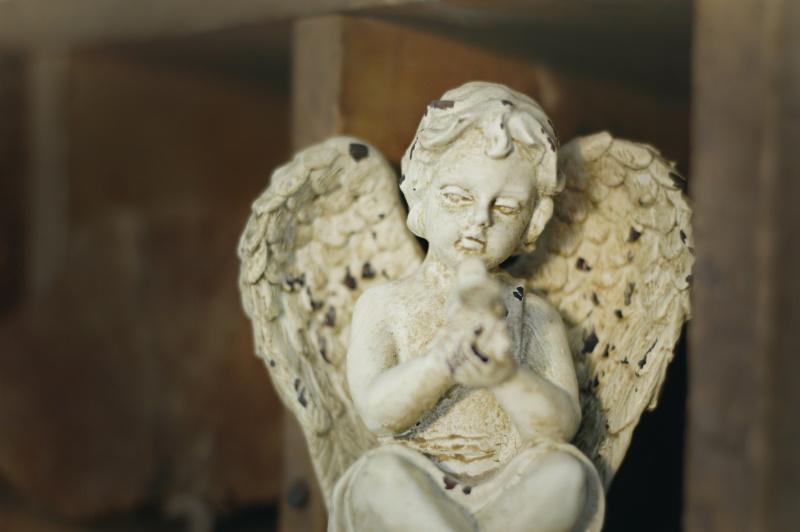 άγαλμα άγγελος