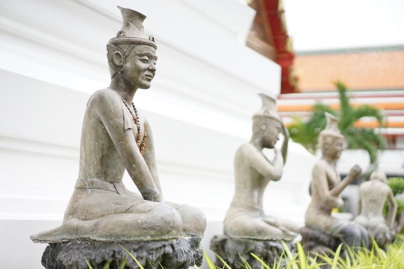αγάλματα σε εξωτερικό χώρο