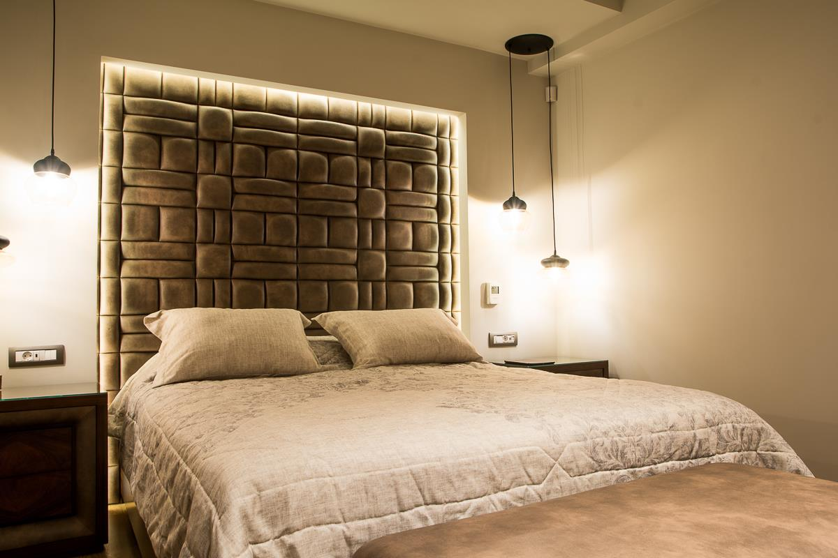 Konstantaras.net - Κρεβάτι Με Ψηλό Κεφαλάρι
